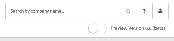 Upgrade 6.0 Button
