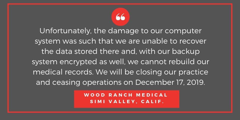 Wood Ranch Medical Closure