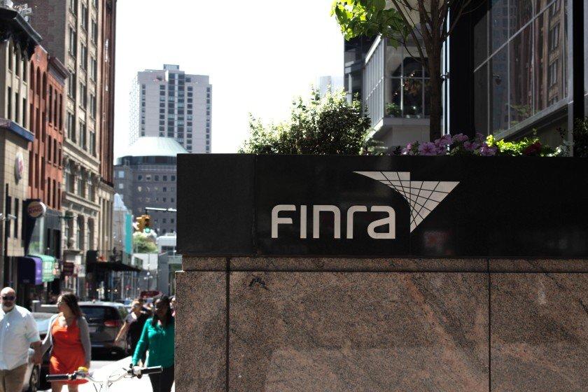 FINRA Phishing Warning